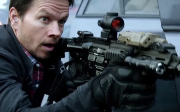 Mark Wahlberg - Mile 22