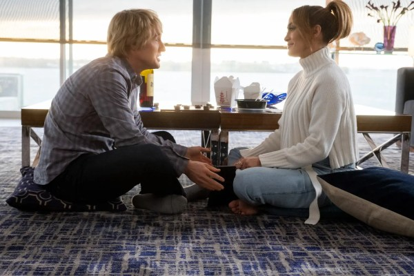 Marry Me Movie -  Owen Wilson And Jennifer Lopez