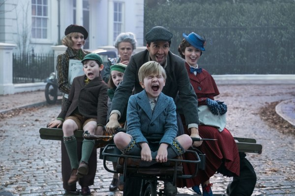 Mary Poppins Returns New Picture