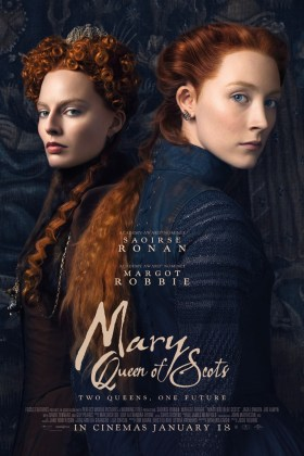 Mary Queen Of Scots UK Poster