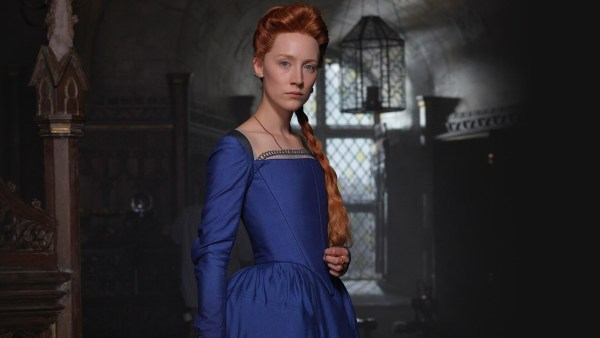 Mary Queen Of Scots Movie 2018