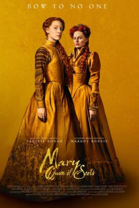 Mary Queen Of Scots New Film Poster