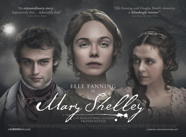 Mary Shelley Banner