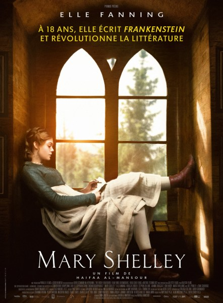 Mary Shelley New Film Poster