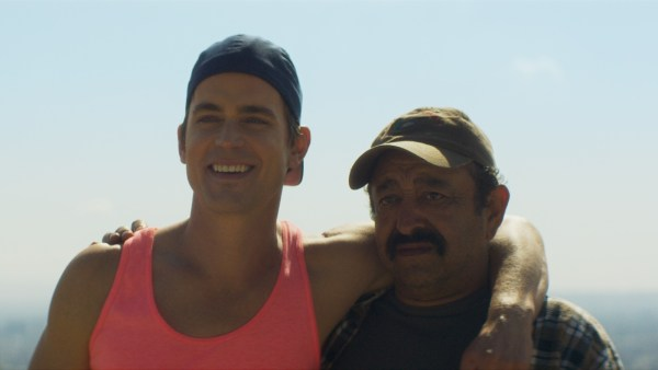 Matt Bomer And Alejandro Patiño Papi Chulo Movie
