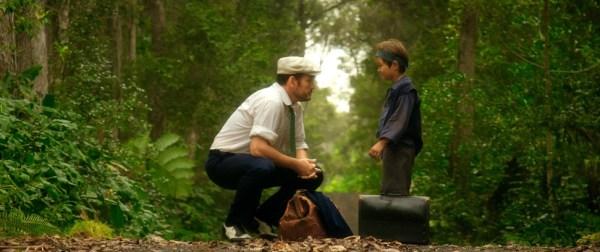 Matt Dillon And Ryan Potter - Running For Grace movie