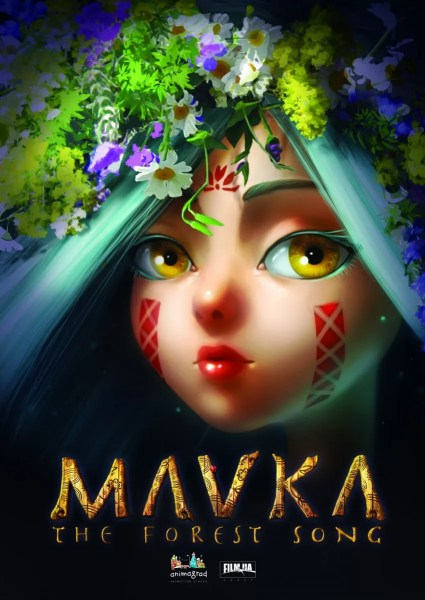 Mavka The Forest Song Movie Poster