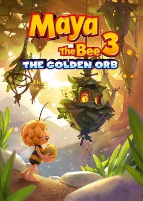 Maya The Bee 3 The Golden Orb Movie Poster