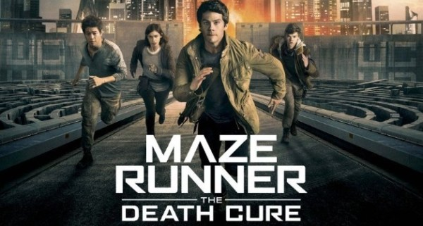 Maze Runner 3 The Death Cure Film