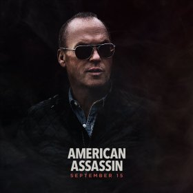 Michael Keaton - American Assassin