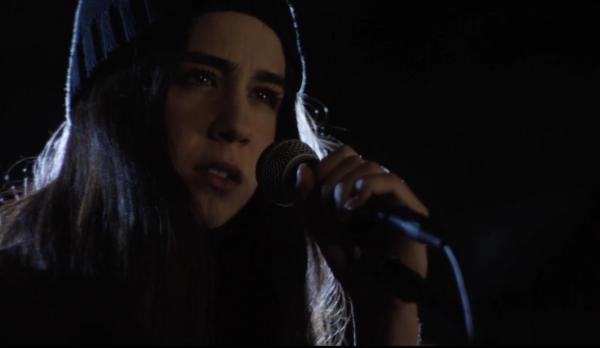 Michaela Cavazos in the movie No Alternative