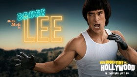 Mike Moh Is Bruce Lee Once Upon A Time In Hollywood