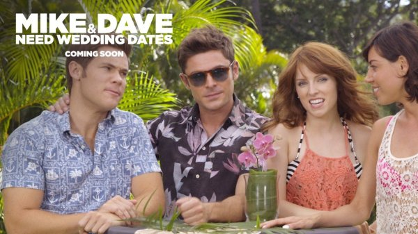 Mike and Dave Need Wedding Dates 2016 Comedy Movie Inspired by a true story