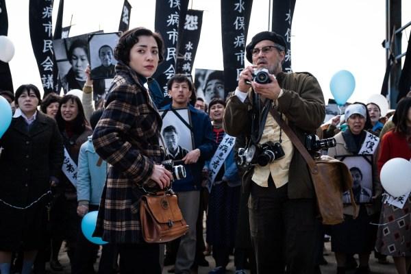 Minamata Movie - Johnny Depp