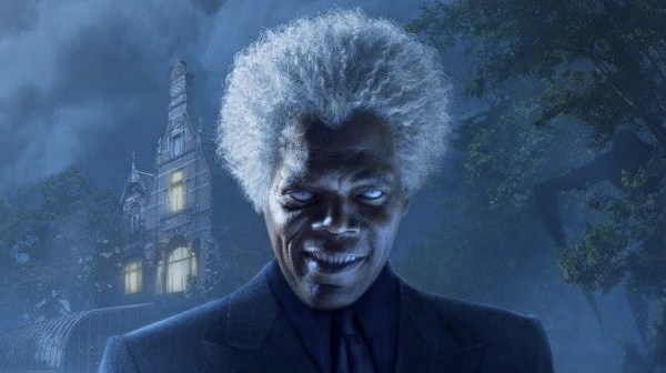Miss Peregrine's Home for Peculiar Children Movie - Samuel L. Jackson and his creepy white wig