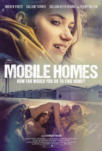 Mobile Homes US Poster
