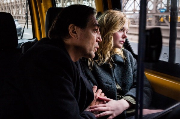 Molly Movie 2020 Javier Bardem And Elle Fanning