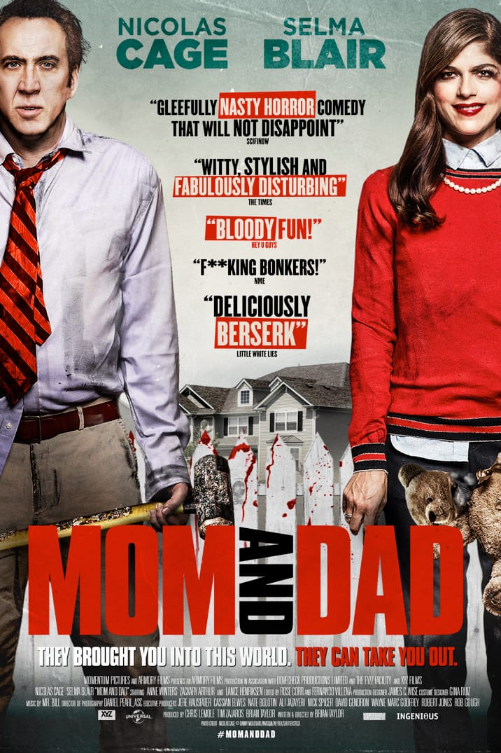 Image result for mom and dad poster