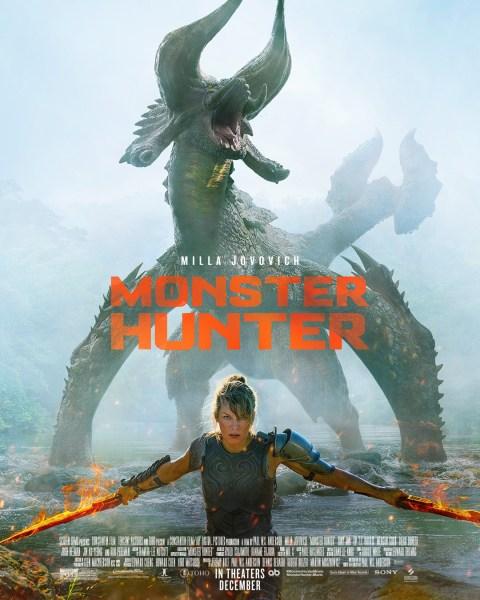 Monster Hunter New Poster