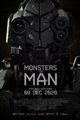 Monsters Of Man Movie Poster