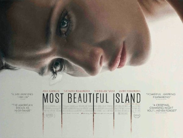Most Beautiful Island UK Banner