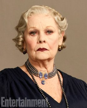 Murder On The Orient Express - Judi Dench As Princess Dragomiroff
