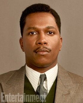 Murder On The Orient Express - Leslie Odom Jr. As Doctor Arbuthnot