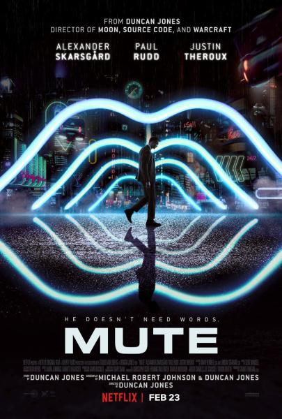 Mute Poster