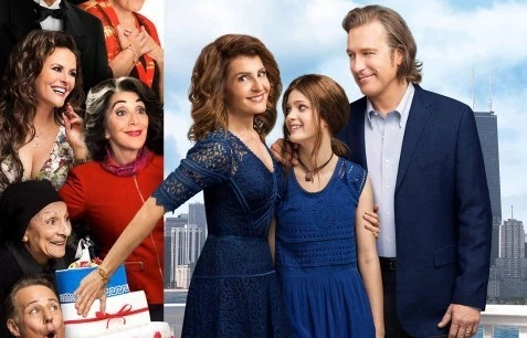 My Big Fat Greek Wedding 2 Movie - 2016
