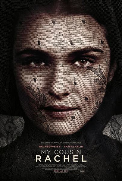 My Cousin Rachel Movie Poster