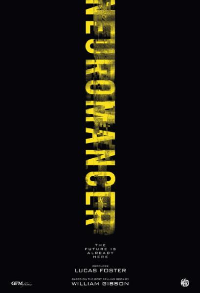 Neuromancer teaser Poster