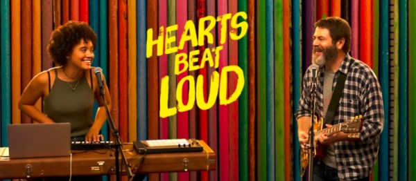 Nick Offerman and Kiersey Clemons - Hearts Beat Loud