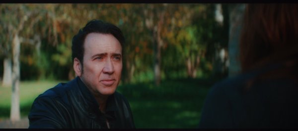 Nicolas Cage - Inconceivable Movie