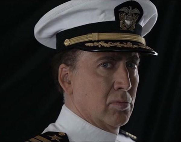 Nicolas Cage USS Indianapolis