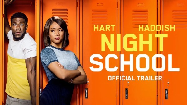 Night School - Kevin Hart and Tiffany Haddish - 2018