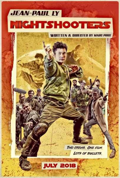 Nightshooters Movie Poster