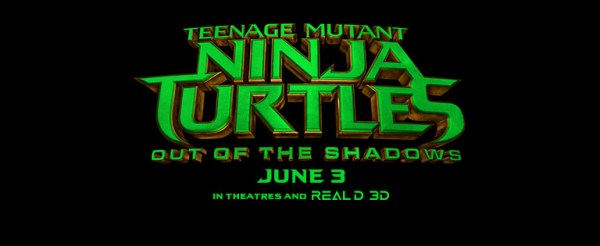 Teenage Mutant Ninja turtles 2 Out of the Shadows Super Bowl trailer