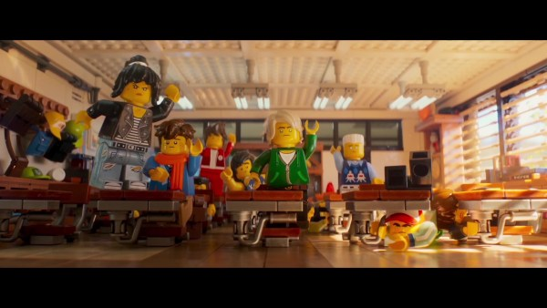 Ninjago - Viral Video - School Year