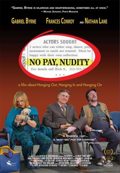No Pay Nudity Movie Poster