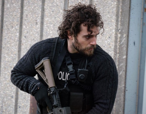 Nomis Movie - Henry Cavill