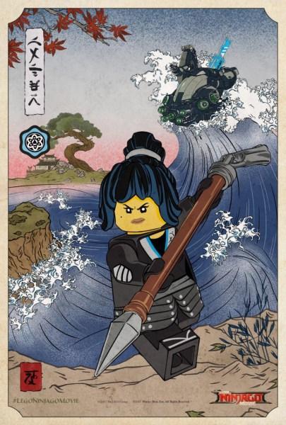 Nya - The Lego Ninjago Movie