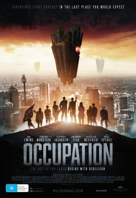 Occupation Australian Poster