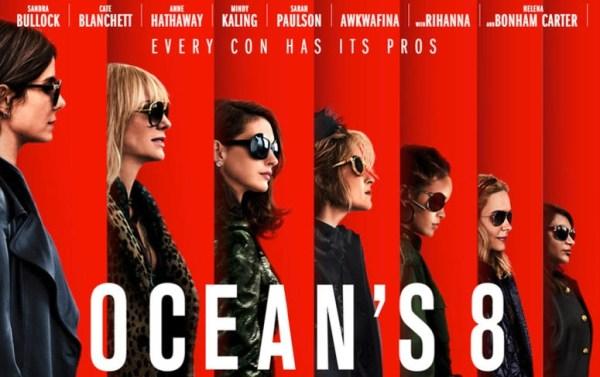 Ocean's 8 Movie 2018