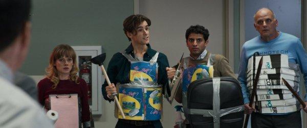 Office Uprising Movie 2018