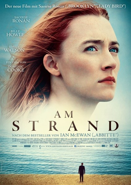 On Chesil Beach German Poster
