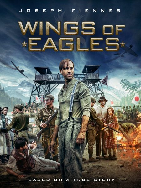On Wings Of Eagles UK Poster