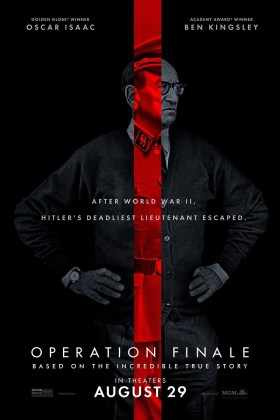 Operation Finale New Character Poster - Ben Kingsley