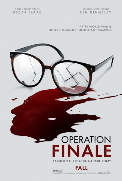 Operation Finale Movie Poster
