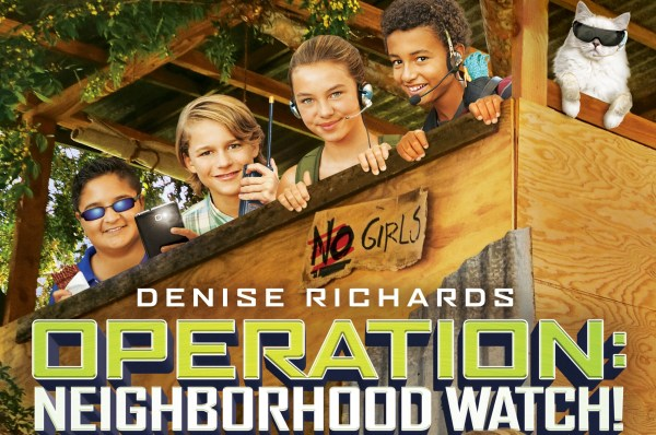 Operation Neighborhood Watch Movie