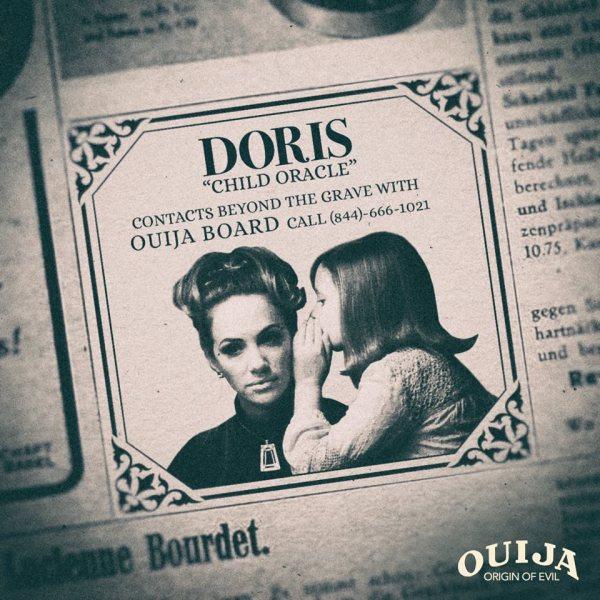 Ouija 2 - Family fun - Board game